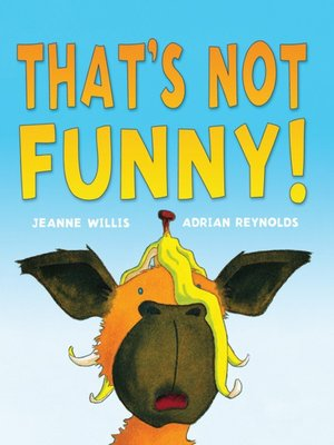 cover image of That's Not Funny!