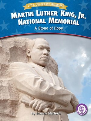 cover image of Martin Luther King, Jr. National Memorial