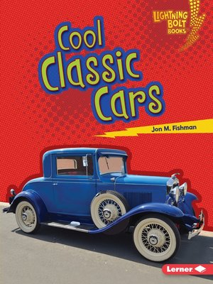 cover image of Cool Classic Cars
