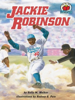cover image of Jackie Robinson