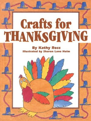 cover image of Crafts for Thanksgiving