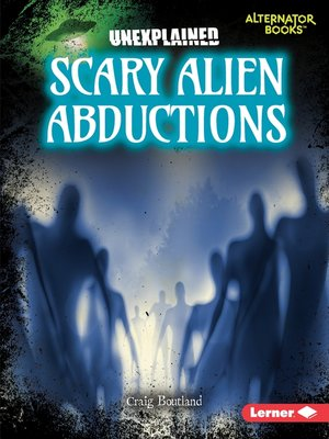 cover image of Scary Alien Abductions