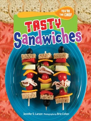 cover image of Tasty Sandwiches