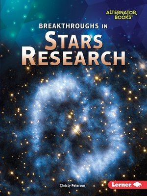 cover image of Breakthroughs in Stars Research