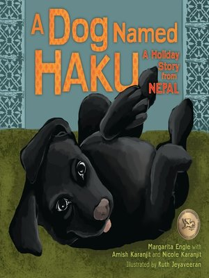 cover image of A Dog Named Haku