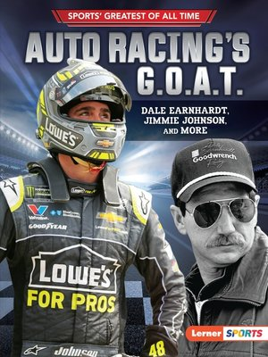 cover image of Auto Racing's G.O.A.T.
