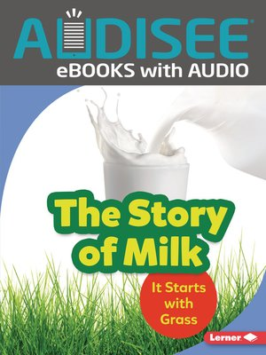 cover image of The Story of Milk