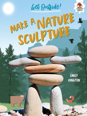cover image of Make a Nature Sculpture