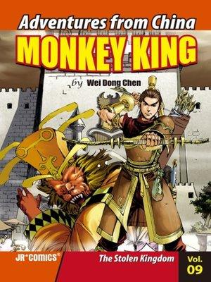 cover image of Monkey King, Volume 9