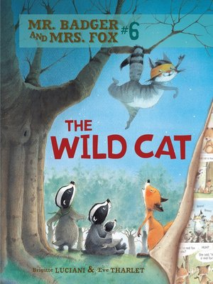 cover image of The Wild Cat