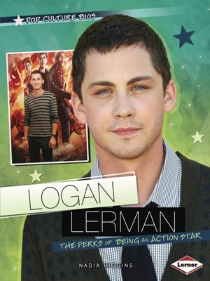 cover image of Logan Lerman