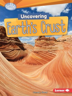 cover image of Uncovering Earth's Crust