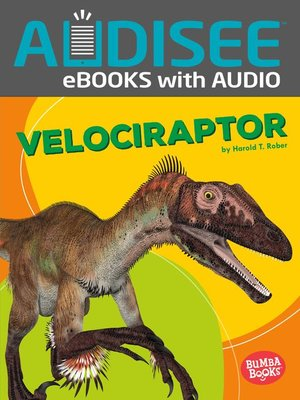 cover image of Velociraptor