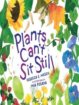 cover image of Plants Can't Sit Still