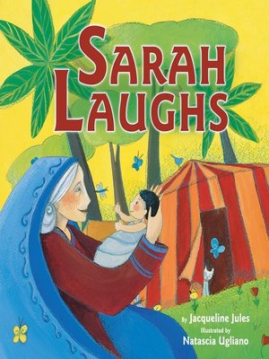 cover image of Sarah Laughs