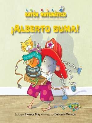 cover image of ¡Alberto suma! (Albert Adds Up!)