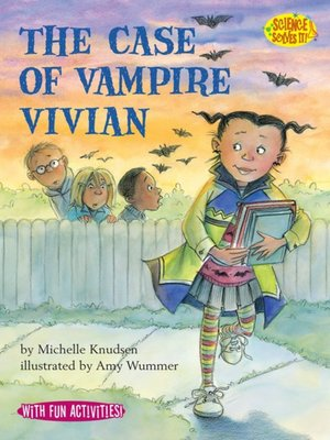 cover image of The Case of Vampire Vivian
