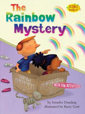 cover image of The Rainbow Mystery