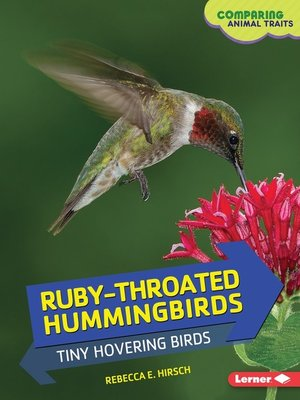 cover image of Ruby-Throated Hummingbirds