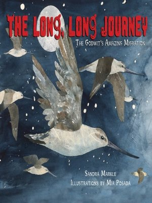 cover image of The Long, Long Journey