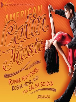 cover image of American Latin Music