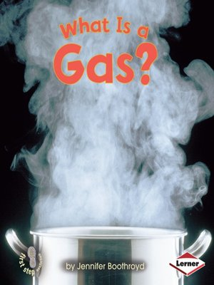 cover image of What is a Gas?