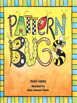 cover image of Pattern Bugs