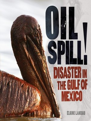 cover image of Oil Spill!