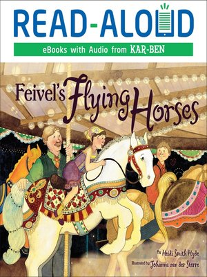 cover image of Feivel's Flying Horses