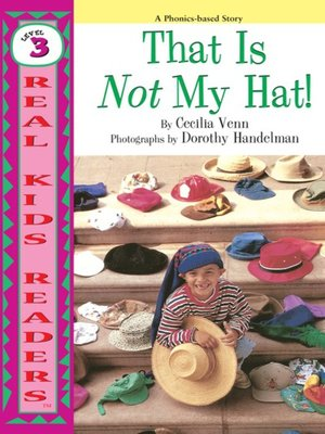 cover image of That is Not My Hat!