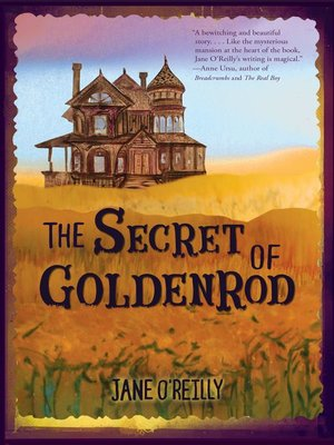 cover image of The Secret of Goldenrod