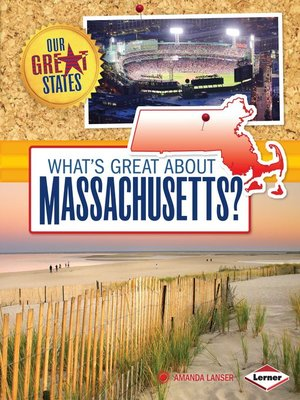 cover image of What's Great about Massachusetts?