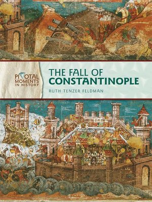cover image of The Fall of Constantinople