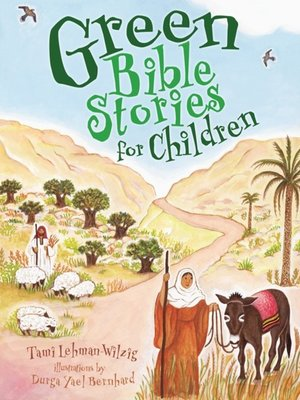 cover image of Green Bible Stories for Children