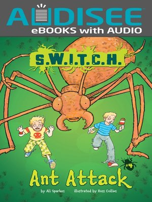 cover image of Ant Attack