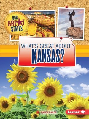 cover image of What's Great about Kansas?