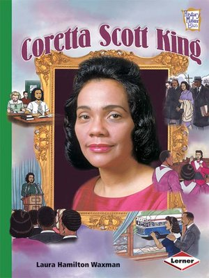 cover image of Coretta Scott King