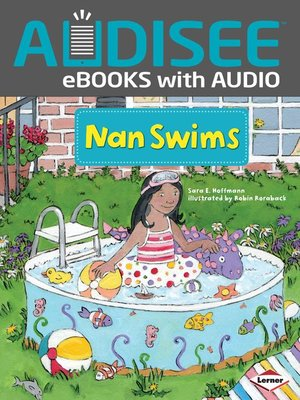 cover image of Nan Swims