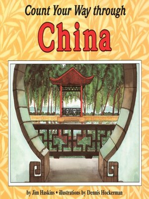 cover image of Count Your Way through China