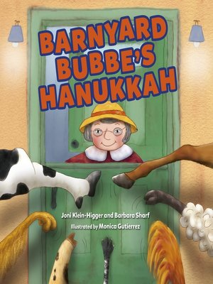cover image of Barnyard Bubbe's Hanukkah