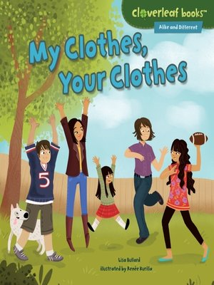 cover image of My Clothes, Your Clothes