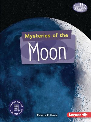 cover image of Mysteries of the Moon