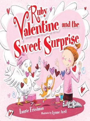 cover image of Ruby Valentine and the Sweet Surprise