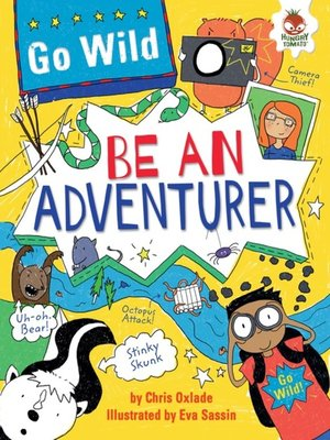 cover image of Be an Adventurer