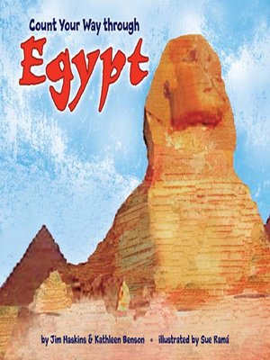 cover image of Count Your Way through Egypt