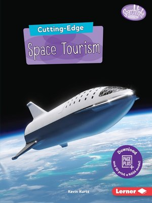 cover image of Cutting-Edge Space Tourism