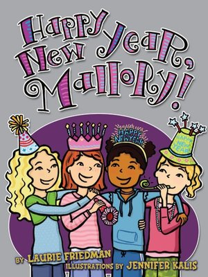 cover image of Happy New Year, Mallory!