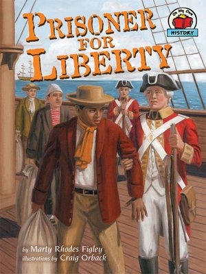 cover image of Prisoner for Liberty