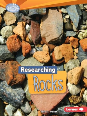 cover image of Researching Rocks