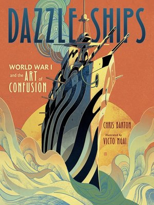 cover image of Dazzle Ships